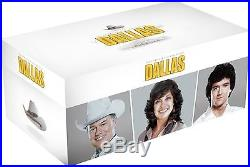 Dallas Complete Collection 1-14 DVD Box set All Seasons Original UK Rele R2 New