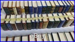 Del Prado Miniature Classics Library Books Full Set of all 101 volumes RARE