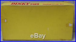 Dinky 201 Presentation Racing Car Set All Original Near Mint in Box ULTRA RARE