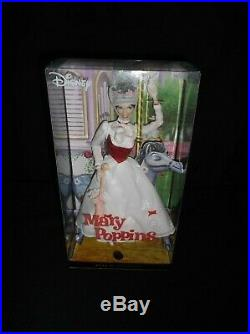 Disney Mary Poppins Barbie Collector Set All 4 Dolls Bert Jane Michael New Nrfb