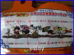 Dragon Ball Z Coca-Cola Original Comics Book Cover figure ALL Set of 24 JAPAN FS