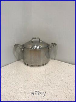 Emeril by All Clad Pots & Pans Original 12 pc Set- Stainless Steel / Copper Core