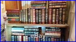 Franklin Library 100 GREATEST BOOKS OF ALL TIME complete set with98 notes included
