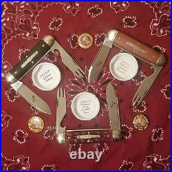 Full Set GEC Great Eastern Cutlery Tidioute 35 Beer & Sausage all 3 for 1 money