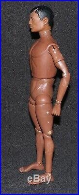 GI Joe 1964 1960s Figure Set Army #7900 Soldier African American All Original