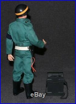 GI Joe 1964 1967 Figure Set Army MP M. P. Green Airborne All Original Compl C9+