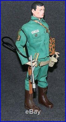 GI Joe 1964 1967 Figure Set Marine Jungle Fighter All Original C9++