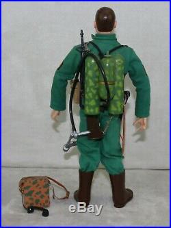 GI Joe 1964 1967 Figure Set Marine Jungle Fighter All Original Compl High Grade