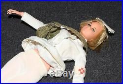 GI Joe 1964 1967 Figure Set Nurse #8060 Action Girl All Original COMPLETE