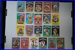 GPK Original Series 1-15 Complete Sets All 1240 Cards Pack Fresh Matte Finish