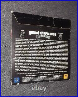 Grand Theft Auto San Andreas Original Poker Chip Set (All 5 + Original Sleeve)