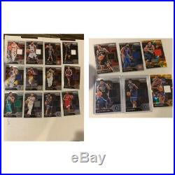 HUGE 400 CARD LOT 2019-20 Panini Prizm ALL COLOR OR INSERTS Silver Green RWB Ice