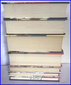 Harry Potter Book Set Bloomsbury ALL HARDBACK UK First Edition Complete 1-7 VGC