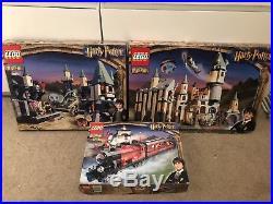 Harry Potter Lego, Original Series 1 Job Lot, All Minifigures & Instructions Inc