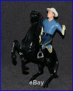 Hartland 9 Cowboy 1950s Set Ranald Mackenzie ALL ORIGINAL