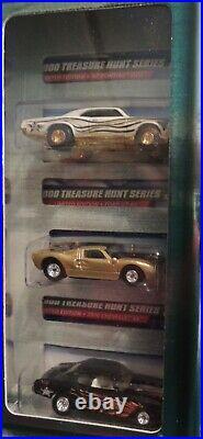 Hot Wheels 2000 TREASURE HUNT SETAll Original with Factory Seals intact1-Owner
