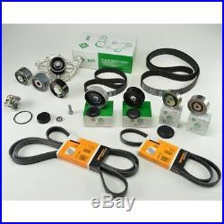 INA ZAHNRIEMEN SATZ für 2,5TDi V6 + Wasserpumpe Thermostat Keilriemen ab ZS001BK