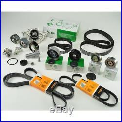 INA ZAHNRIEMEN SATZ für 2,5TDi V6+ Wasserpumpe Thermostat Keilriemen bis ZS002AK