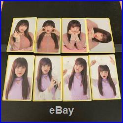 IZONE IZONE 1st Concert Eyes On Me In JAPAN Photo Card 96 Set ALL Complete