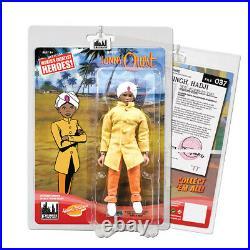 Jonny Quest Retro Action Figures Series 1 Set of all 4