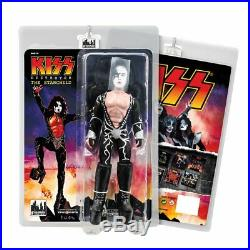 KISS 8 Inch Action Figures Series Seven Destroyer Set of all 4