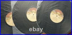 Kiss, The Originals Mega Rare 3x Lp Set. Japanese Vip-5501/3 Mint, All Inserts