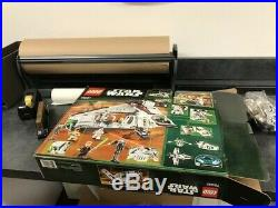 LEGO 75021 Star Wars Republic Gunship Original Box All pieces and poster include