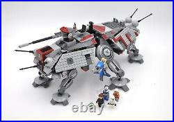 LEGO 7675 Star Wars AT-TE Walker Complete All Minifigures