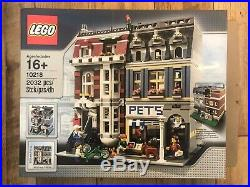 LEGO Creator Pet Shop 10218 Retired Used with box and all original pieces