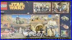 LEGO STAR WARS 75052 Mos Eisley Cantina 100% All mini figures included & Boxed