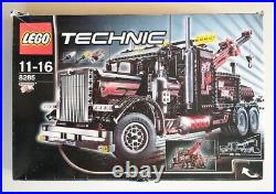 LEGO Technic 8285 Tow Truck with pneumatic, all instructions, original box, RARE