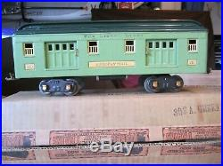 LIONEL 365E Set with all Boxes and set Box all Original