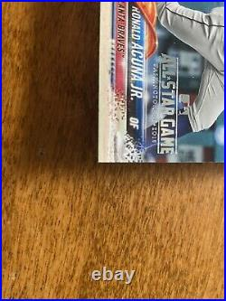 LOT of 2 2018 Topps Complete Set All-Star Game Ronald Acuna Jr. ROOKIE RC #698