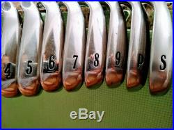 Lady Callaway X18 Iron Set 4-SW, 8 clubs, All Genuine & Original & Great Shape