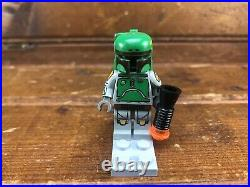 Lego 10123 Star Wars Cloud City. 100% Complete Set With ALL Original Boba Fett