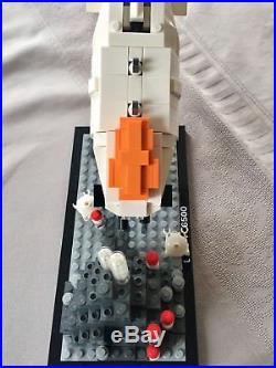 Lego Cuusoo 21100 Shinkai 6500 submarine replica all new original Lego parts
