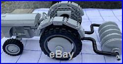 Lego Inside Tour Ferguson Tractor 4000025 replica all new original Lego parts