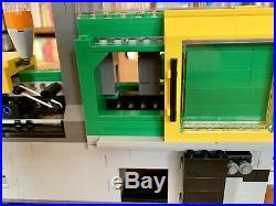 Lego Moulding Factory 4000001 Lego Inside Tour all original parts