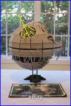 Lego Star Wars Death Star II UCS 10143 Complete, all original pieces, no box