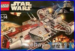 Lego Star Wars Republic Frigate (7964) Complete Set, Original Box, All Manuals