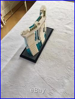 Lego architecture 21021 Marina Bay Sands replica (all new original Lego parts)