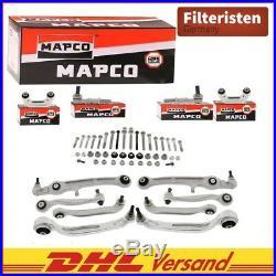 MAPCO Querlenker Lenkerarm Satz verstaerkt Vorderachse Audi A6 Allroad 4FH, C6