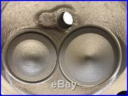 MOPAR 340 X HEADS ALL ORIGINAL MATCH SET! From Grand Spaulding Dodge