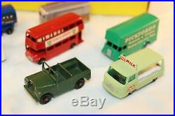 Matchbox lesney Gift set 1 G-1 Commercial vehicles all original condition SCARCE