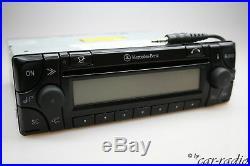Mercedes Audio 30 APS AUX-IN Becker Navigationssystem Radio Komplettpaket Set