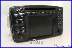 Mercedes Comand 2.0 E/Headunit Original Navigationssystem mit Umrüstkit Audio 10