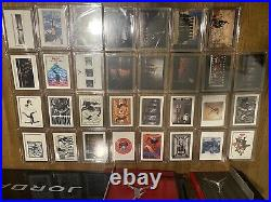 Michael Jordan Complete Nike Poster Card Set! WOW! All Are NM+