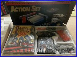 NES Action Set nintendo system 100% complete in box all original pieces WOW Nice