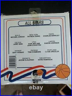 NEW Complete 1990-91 Fleer All Stars Basketball Set Michael Jordan Rare Box