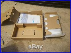 Nintendo Wii U Basic Set 8GB White With Original Box, Manual, All Cables